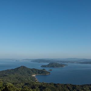 上関の島々