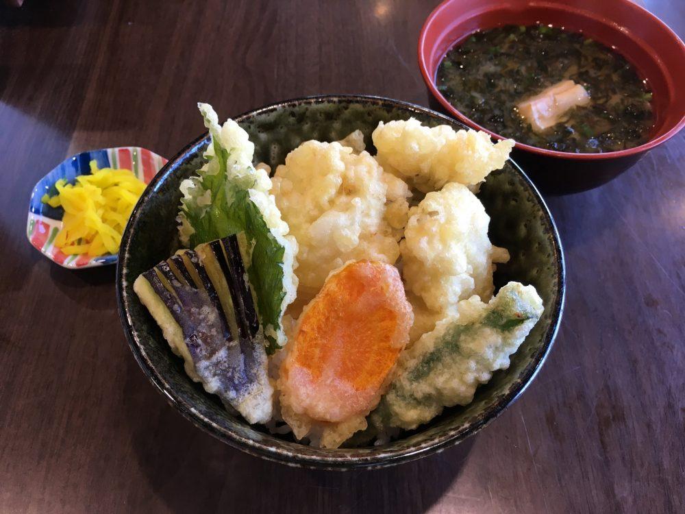 瀬戸のハモ天丼販売のお知らせ