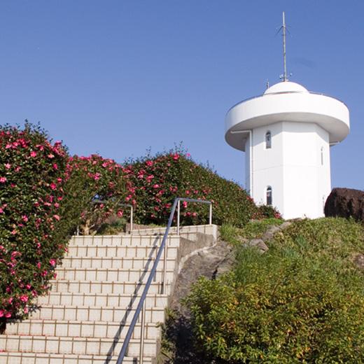 上盛山(かみさかりやま)展望台
